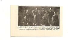 Calumet Aristocrats 1907 Team Picture Biddy Dolan Hosea Siner Bert Sincock