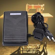 EU plug 200-240V Home Machine à Coudre Commande Contrôle Pédale Au Pied