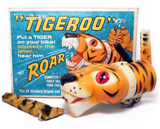 1965 TIGEROO BIKE HORN in BOX by IDEAL TOYS Rare!