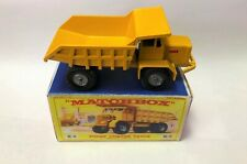 Vintage Lesney Matchbox K5a Foden Tipper with Metal Wheel Hubs, Boxed!