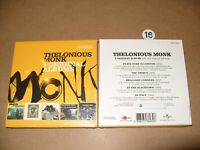 Thelonious Monk 5 Original Albums 2016 - 5 cd New & Sealed