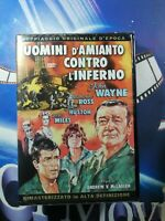 Uomini D'Amianto Contro L'Inferno - (1967) **Dvd * A&R Productions *** ...NUOVO