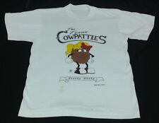 Vintage Single Stitch Texas Cowpatties Pretty Patty Tshirt Size M / L