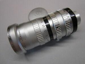 SUPER-16 RX SPECIAL-P ANGENIEUX 17-68MM C-MOUNT LENS for BOLEX 16MM MOVIE CAMERA