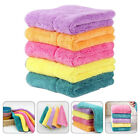 5Pcs Household Dishcloths Dish Cleaning Cloths for Tableware Home Kitchen