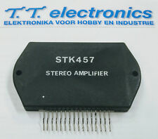 1 pcs STK457 new SANYO Stereo Amplifier IC 16P SIP