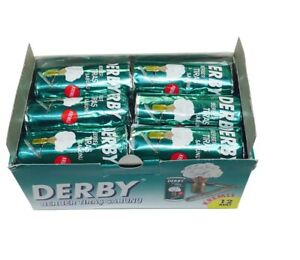Derby Shaving Soap Sticks 75g 3 pk I 5 pk I 12 pk