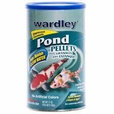 LM Wardley Pond Pellets for All Pond Fish 17 oz