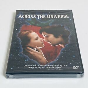 Across the Universe (DVD, 2009, Single Disc Version)