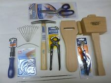 UPHOLSTERY TOOL KIT  NO 2 UPHOLSTERY SUPPLIES