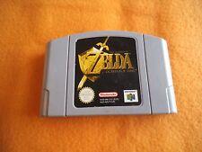 The Legend of Zelda Ocarina of Time Nintendo 64 N64