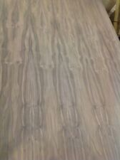 A/B Grade American Black Walnut Veneered 10mm MDF Panels Boards Sheets £22.5+VAT