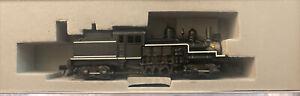 n scale atlas masterline two truck shay logging steam locomotive unlettered