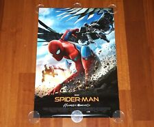 ORIGINAL MOVIE POSTER SPIDER-MAN HOMECOMING 2017 UNFOLDED INTL DS ONE SHEET