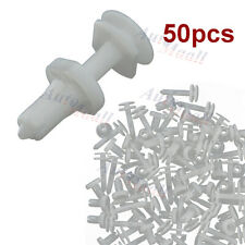 50pcs Door Trim Panel Retainer Clips for Chevy GMC K1500 K2500 K3500 Suburban