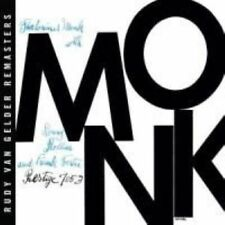 Reissue CDs Thelonious Monk