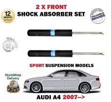 POUR AUDI A4 1.8 2.0 3.2 TFSI S4 2007-> 2 X AVANT GAUCHE + AMORTISSEUR DROIT SET