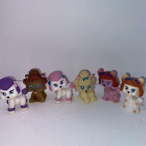 My Pet Pals Lot Chic Boutique Dolls Figure Dogs 2008 L1