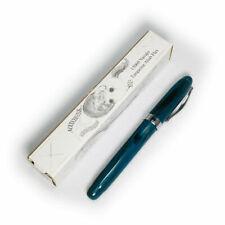 Noodler's Ahab Flex Fountain Pen - 15060 - Nav Turquoise