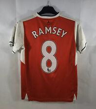Arsenal Ramsey 8 Home Football Shirt 2016/17 11/12 Years Puma C186