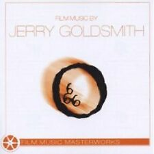 JERRY GOLDSMITH  - FILM MUSIC BY  CD COLONNE SONORE