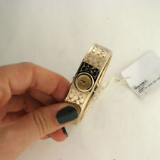 Coach Scout 14502609 Signature Stainless Band Rose Watch 16MM Parts Not Working