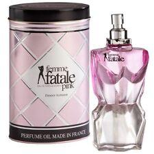FEMME FATALE PINK woman Damen Eau de Parfum 100ml EdP. Danny Suprime Parfüm
