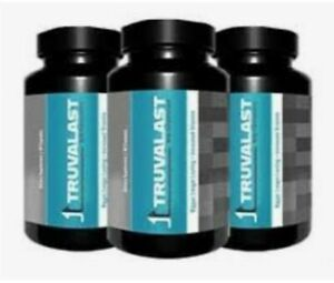 TRUVALAST Male Enhancer 180 Capsules, Increase Stamina and Drive