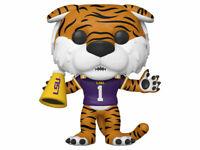 FUNKO Pop College Mascots Mike the Tiger (Louisiana State) 4 INCH VINYL NEW!