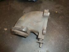 FORD ESCORT RS TURBO S1 / S2 TURBO ELBOW INC WASTE GATE NO CRACKS OR DAMAGE