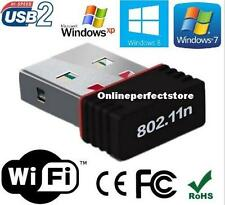 300 MBPS Mini Wireless USB ADAPTOR, 2.4 GHz,WiFi USB Adapter Wifi Dongle for PC