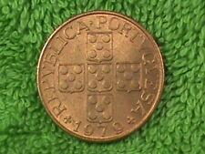 Portugal 1 Escudo 1979 UNC