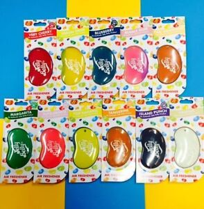 Jelly Belly Gel 3d Car Air Fresheners Jelly Belly CHOICE OF FRAGRANCE
