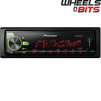 Pioneer MVH-X580BT Car Stereo USB iPod iPhone Android Bluetooth Phone & Audio