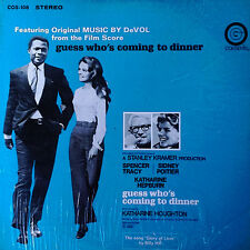 GUESS WHO'S COMING TO DINNER - DE VOL - COLGEMS LP - 1968