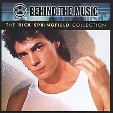 Vh1 Behind the Music: The Rick Springfield Coll by Springfield, Rick
