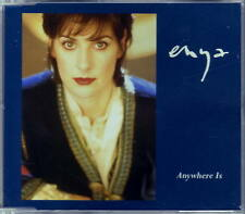 ENYA Anywhere Is 3 TRACK GERMAN CD SINGLE