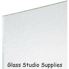 Bullseye 3mm Clear Tekta Kiln Fusing Glass 12cm x 12cm 1100-380 (3CT03)