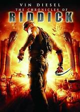 The Chronicles of Riddick (Dvd, 2004, *Disc Only*) Usually ships in 12 hours!