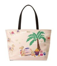 Sold Out NWT Kate Spade New York SPICE THINGS UP Camel Francis Shoulder Tote Bag