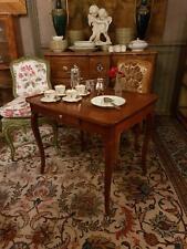 Table En Cabaret, Acajou d'époque Louis XV
