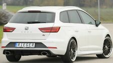 K27040 DIFFUSORE POSTERIORE RS LOOK SEAT LEON 5F ST FR 2017 Rieger