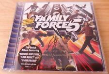 Family Force 5 - Business Up Front, Party in the Back (2006) Promo CD