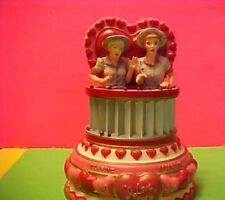 An I love Lucy collectible from Switching Jobs
