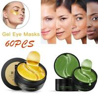 60pcs Eye Mask Gel Eye Patches Eye Care Sleep Masks for Eye Bags Dark Circle