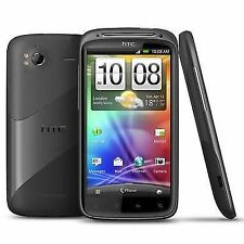 HTC Sensation 1GB Black Unlocked Smartphone - Faulty (No service) For spares