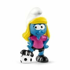 Schleich - Figurine 20805 schtroumpfette Footballeuse
