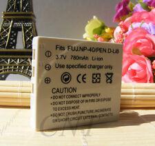 NEW NP-40 Battery FOR Fuji Fujifilm FinePix F402 F455 F460 F480 F610 F650 Zoom