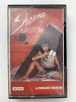 Sheena Easton A Private Heaven (Cassette)
