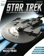 STAR TREK Official Starships Magazine #120: USS Bozeman NCC-1941 (Soyuz class)